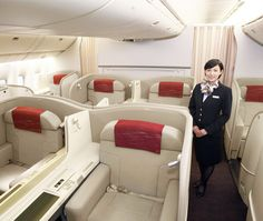 First Suite - Japan Airlines : JPA
