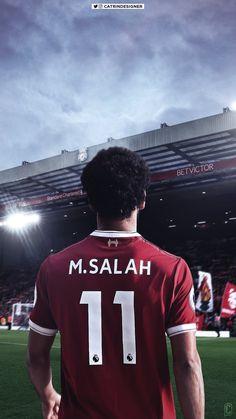 Liverpool Football Club, Liverpool Fc, Football Soccer, Football Players, Mohamed Salah Egypt, Salah Liverpool, Fifa 17, Mo Salah, You'll Never Walk Alone