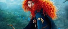 Day 2 of the Disney Challenge is Favorite Princess! My current favorite out of the recognized 'Disney Princesses' is Merida. Merida is. Disney Films, Disney Princess Movies, Pixar Movies, Disney Characters, Brave Characters, Merida Disney, Brave Merida, Walt Disney, Disney 2015