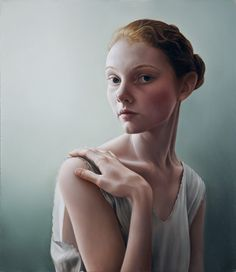 Mary Jane Ansell (oil on panel)