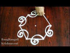 grayniidyu - 0 results for design Small Rangoli Design, Colorful Rangoli Designs, Beautiful Rangoli Designs, Kolam Designs, Rangoli With Dots, Simple Rangoli, Free Hand Rangoli, Kolam Rangoli, Diy Room Decor