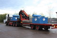 2 Electro Suspension #Magnets leaving our Redditch factory destined for a UK #quarry to remove ferrous metal from conveyed #aggregate #ukmanufacturing Conveyor Belt, Magnets, How To Remove, Metal, Metals, Band