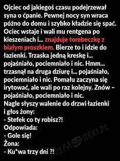 Very Funny Memes, Wtf Funny, Hahaha Hahaha, Polish Memes, Weekend Humor, Its Time To Stop, Smile Everyday, Deadpool, Jokes
