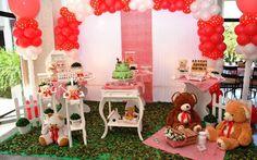 Inspire-se com 60 mesas decoradas de aniversário infantil - Filhos - iG