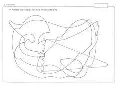 ejercicios de fondo y figura para imprimir - Buscar con Google