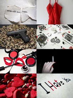 DC Aesthetics: Harley Quinn (Remake)