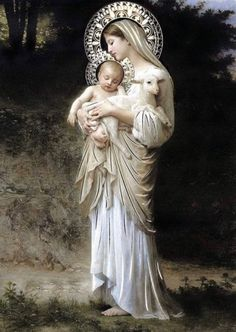 Divine Mother, Blessed Mother Mary, Blessed Virgin Mary, Jesus Mother, Catholic Prayers, Catholic Art, Catholic Saints, Mother Mary Images, Images Of Mary