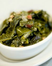 Healthy Southern Style Collard Greens Recipe