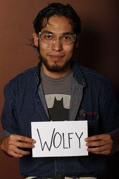 Wolfy, Miguel Trujillo, Operario, Monterrey, México