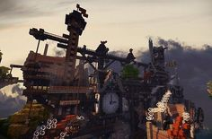 CloudHaven Minecraft Map (19)