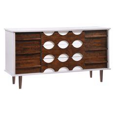Seattle Double Dresser