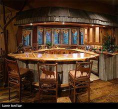 Amicalola Cottage Home Plans Rustic House Plans, Cottage Style House Plans, Craftsman House Plans, Dream House Plans, Cottage Homes, Dream Houses, House Plans With Photos, Mountain House Plans, Cabin Kitchens