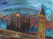 Big Ben by George Washnis