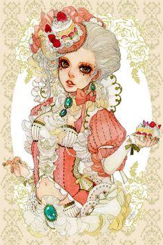 illustrator : Sakizou