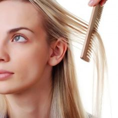 10 وصفات لعلاج تساقط الشعر و انت في البيت