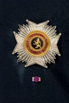 Belgium Order of Leopold (civil), Grand Officer