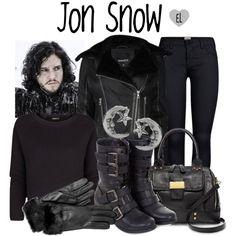 Jon Snow -- Game of Thrones