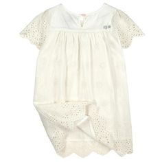 Pepe Jeans - Broderie anglaise lace dress - 113092