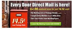 Every Door Direct Mail Campaign