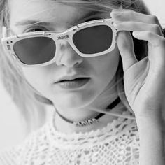 Whether in black or white the frames of the new J'Adior sunglasses by #MariaGraziaChiuri feature silkscreen-printed logos directly echoing our Spring-Summer 2017 collection. #DiorSS17 via DIOR OFFICIAL INSTAGRAM - Celebrity Fashion Haute Couture Advertising Culture Beauty Editorial Photography Magazine Covers Supermodels Runway Models