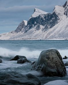 Lofoten Islands, Norway                                                                                                                                                      More