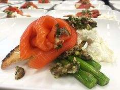 Caprese Salad, Risotto, Ethnic Recipes, Food, Catering Business, Meal, Essen, Hoods, Meals