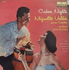 Miguelito Valdes And His Orchestra* With Machito & His Afro-Cubans - Cuban Nights at Discogs