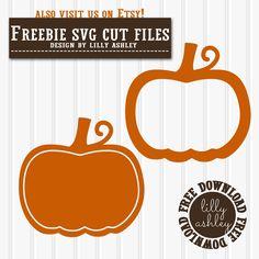 free pumpkin svg cut files
