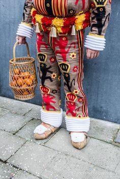 Gilles du Carnaval de Binche, Belgium, February 2013. Picture by Elvire  Photography https