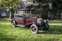 1932 Rolls-Royce PII Continental
