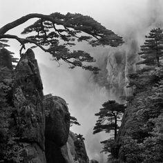 Black and white landscapes by Chaerul Umam