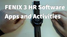 Wonderful Fenix 3 (HR) Software - Apps and Activities Check more at http://dougleschan.com/the-recruitment-guru/hr-software/fenix-3-hr-software-apps-and-activities/