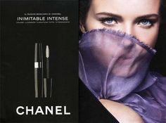 Chanel Makeup SS 2010 Anna de Rijk by Inez & Vinoodh Chanel Beauty, Chanel Makeup, Giorgio Armani Cosmetics, Makeup Advertisement, Best Mascara, Makati, Beauty Make Up, Covergirl