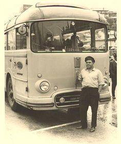 Agosto 1961 a Cervinia - FIAT 306 Sirio