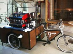 mobile coffee shop - Barista Exchange