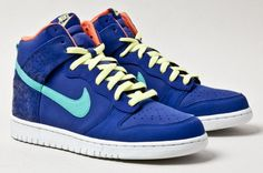 buy popular 01068 470ac Nike Dunk High - Fruit Crackle