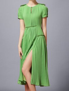 wholesale fashion dress from china with exquisite ruffles  $ 15.00