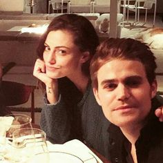 Paul and Phoebe in LA!