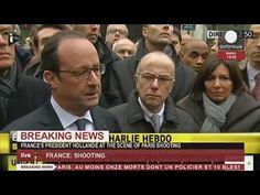 França: Hollande promete encontrar autores de atentado terrorista em Paris | Disso Você Sabia...? FATOS