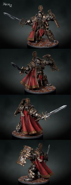 Inquisitor Lord Hector Rex