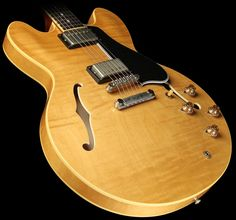 Gibson Memphis Rusty Anderson 1959 ES-335 Electric Guitar Vintage Natural
