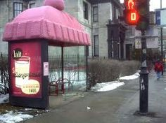 yarn bombing ♥ --This is hilarious and so awesome!