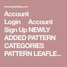Account LoginAccount Sign Up  NEWLY ADDED PATTERN CATEGORIES PATTERN LEAFLETS ABBREVIATIONS NEEDLE CONVERSIONS HOW TO KNIT VINTAGE SIZES DISCONTINUED YARNS Home › Sock Patterns › Men's English-Ribbed Socks › Men's English-Ribbed Socks  Email Address:   Newly Added Knit Patterns Sally Cardigan Pattern #566 Joan Pullover Pattern #568 English Topper Coat Pattern #561 Suspender Pattern #575 Gored Skirt Pattern #570 Leaf and Diagonal Bedspread Pattern Shell Bedspread Pattern Hou...