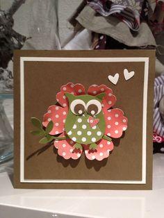 FLOWER OWL     JR