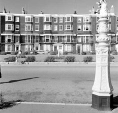 Royal Crescent, Brighton, East Sussex Brighton Rock, Brighton And Hove, Images Of England, East Sussex, Heritage Image, Vintage Photos, Past, Photo Wall, Building
