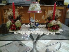 Candelabros navidenos