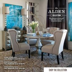 I. O. Metro 601.605.6651 The Alden Collection. @renaissanceatcolonypark #shoprenaissance @I.O. Metro #iometro #decor #design #home #fall2013 #room #aldencollection