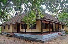 Naturally gifted land....kerala.... Old homes...