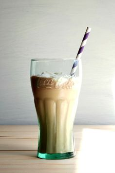 Coffee milkshake | Fish Fingers for Tea