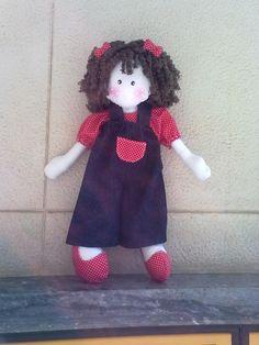 A minha nova boneca